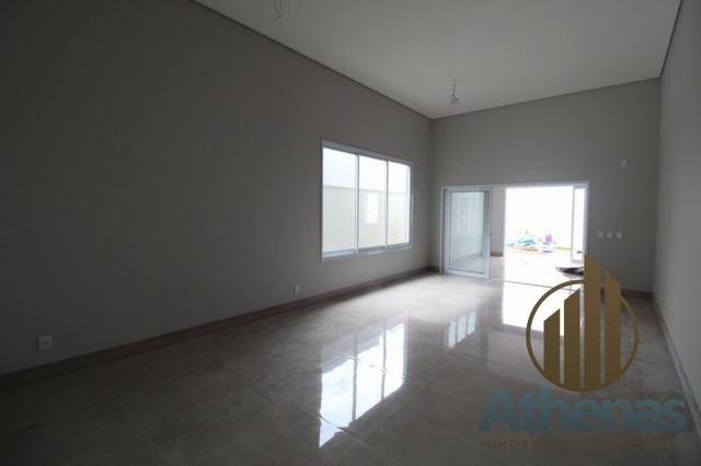 Condomínio Belvedere casa térrea com 3 suítes e 197 m² imóvel novo - Foto 2