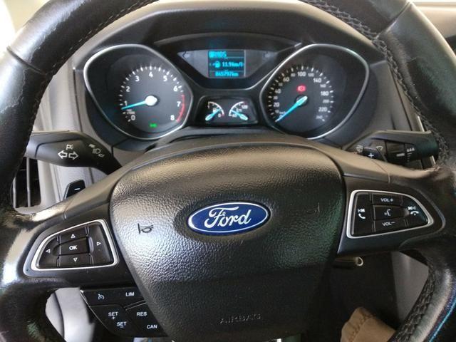 BAIXOU O PREÇO ! Ford Focus sedan se power shift 15/16 2.0 - Foto 4