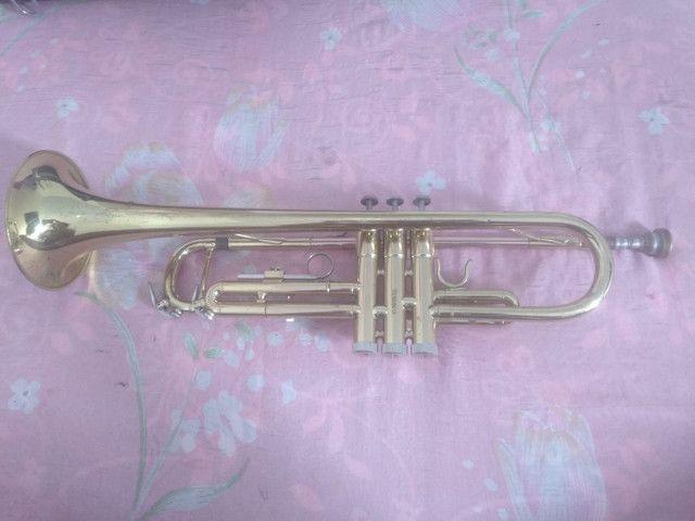 Vendo trompete  - Foto 4