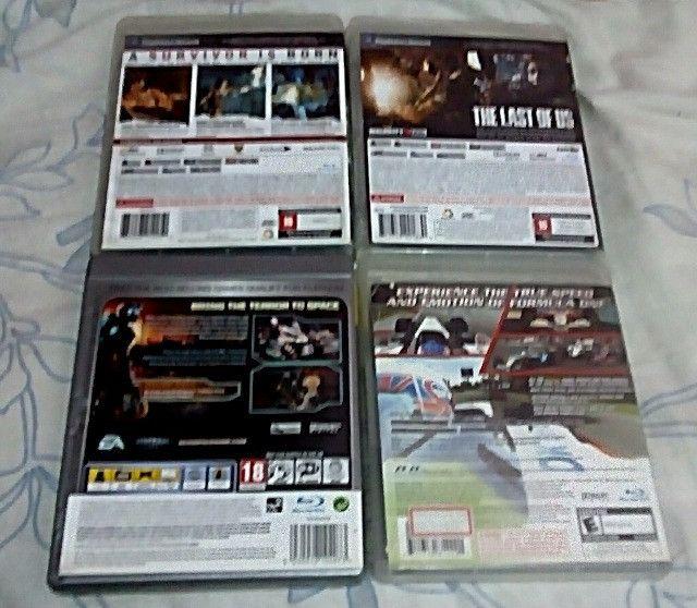 Vendo jogos originais PS3/PS2 - Foto 3