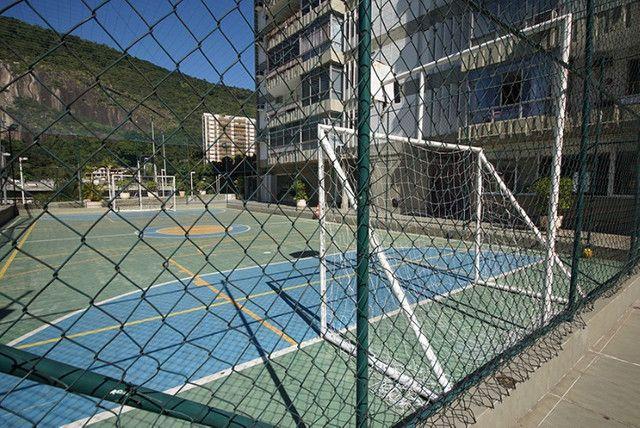 Apartamento Estação São Conrado Metrô na porta 5 minutos Leblon - Foto 18