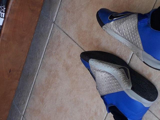 Chuteira Futsal Nike Phanton - Foto 6