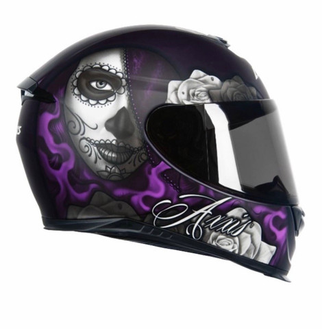 Capacete Axxis Lady Catrina
