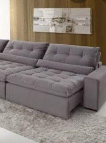 Sofá confort modelo fofão