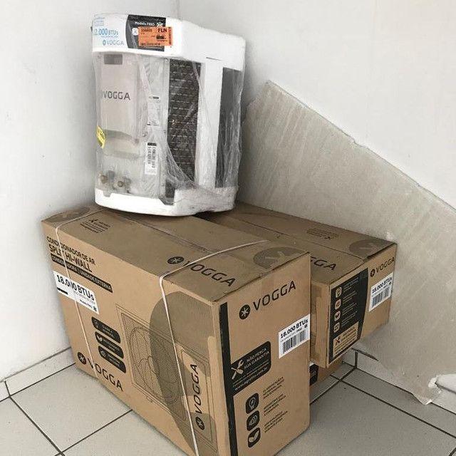 Higienização de ar condicionado instalação, manutenção preventiva - Foto 4