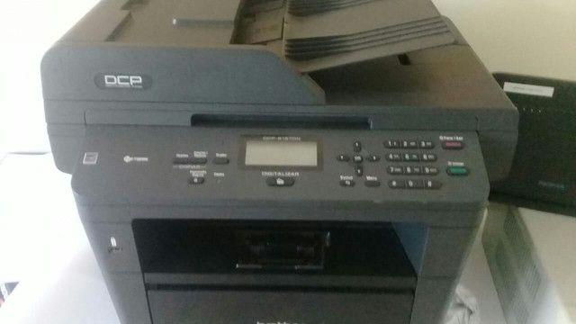 Empresora e fotocópia