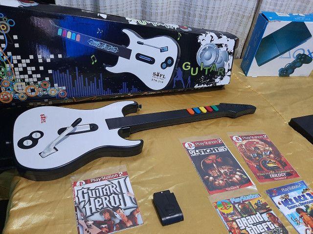 PlayStation 2 Guitarra  - Foto 4