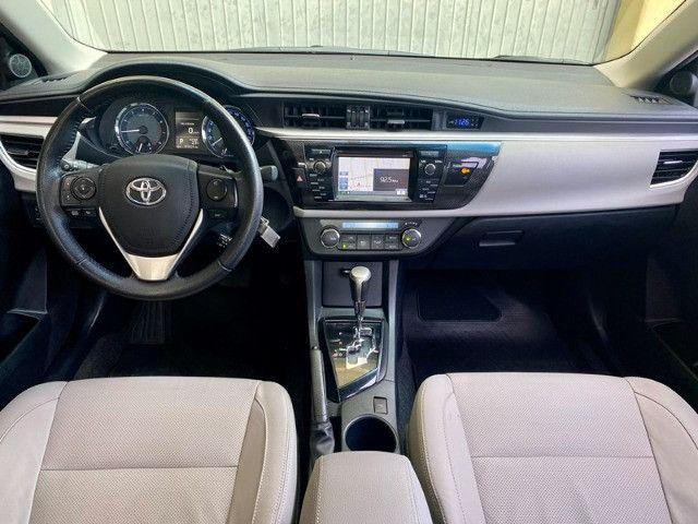 Corolla XEI 2.0 Aut - 2015 - Foto 7