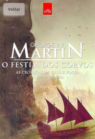 George r r martin livros - Foto 3