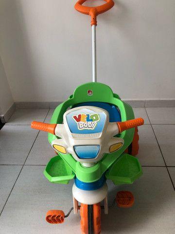 MOTOCA INFANTIL BANDEIRANTE - Foto 2
