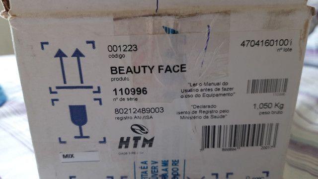 Estética   O Beauty Face HTM utilizado em tratamentos faciais, capilares e de podologia - Foto 5