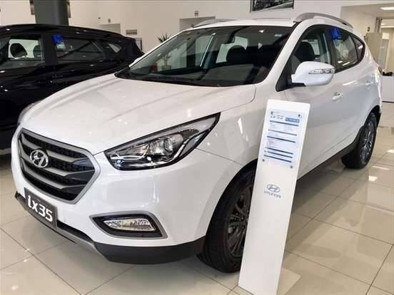 Hyundai Ix35 2022 2.0 mpfi gl 16v flex 4p automático