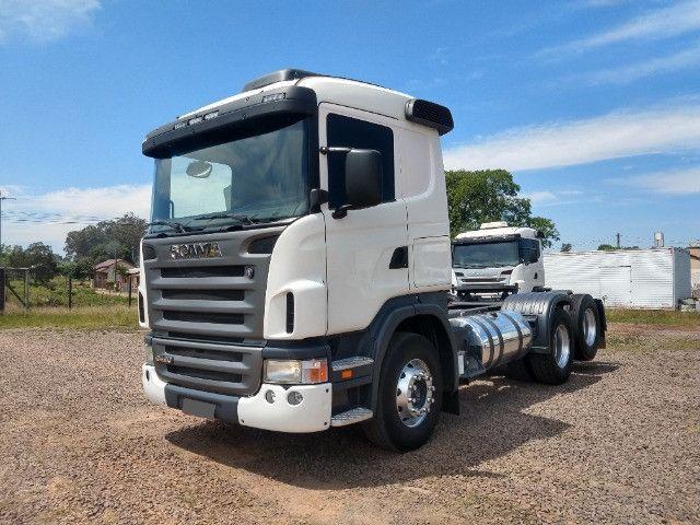 Scania G420 6X2 2010 Trucado No Estado ou Revisado