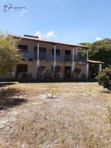 Chácara à venda, 6262 m² por R$ 350.000,00 - Jacunda Tupuiu - Aquiraz/CE