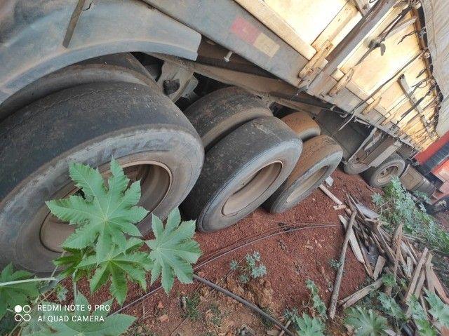 Scania 113 360 cv graneleira - Foto 7