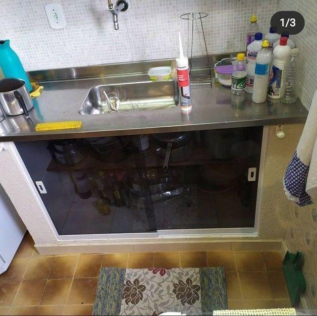 Pia em vidro temperado - Foto 2