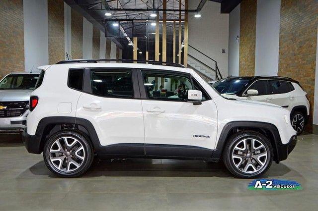 Jeep Renegade 1.8 Limited (Flex) (Aut) - 2019 - Foto 8