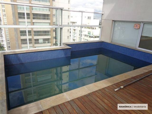 Cobertura residencial para locação, Campo Belo, São Paulo. - Foto 8