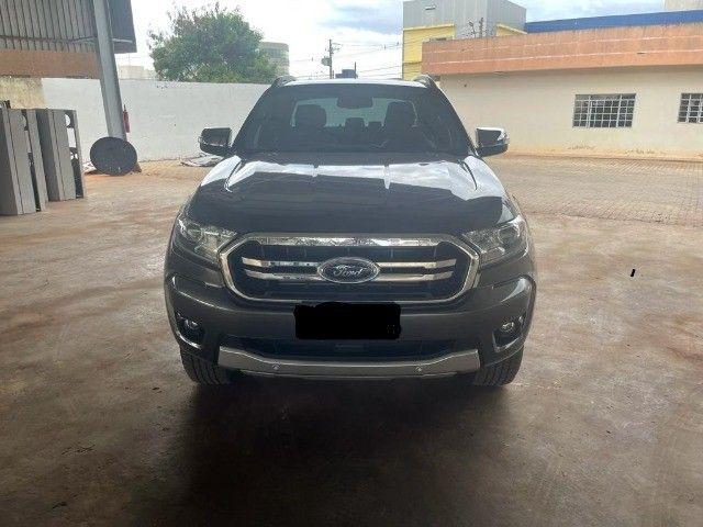 Ford ranger 3.2 Limited 4x4 cd 20v Diesel 18,5 mil km sem detalhes - Foto 3