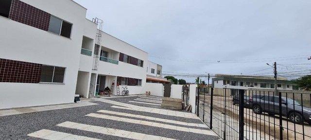 M- duplex frente rua c/2 qts , disponível 1 casa com área maior - Foto 4