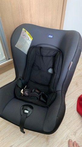 Cadeirinha para carro bebê até 18 kg reclinável  chicco - Foto 4
