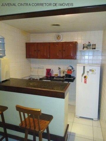 Vendo apartamento em itapuã na frente da praia, 1/4, R$ 160.000,00, Financia! - Foto 3