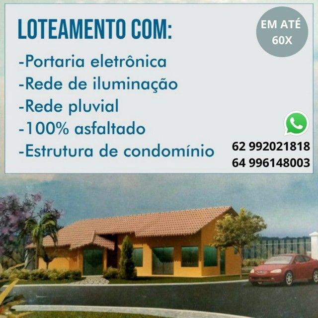 Lote/Terreno Portal Do Rio Quente  - Rio Quente - Goiás - Foto 2