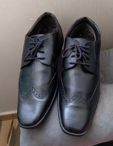 Disponível  sapato social tam 41 - Foto 4