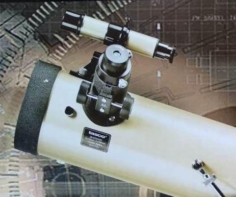 Telescópio Refletor Tasco Luminova 420X 76mm - Foto 2