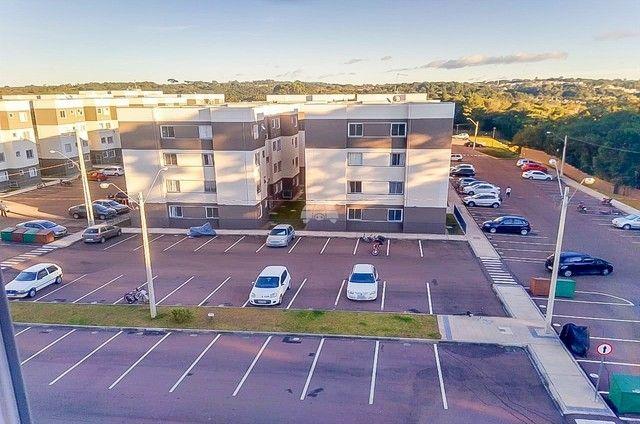 Apartamento à venda com 2 dormitórios em Jardim iruama, Campo largo cod:935942 - Foto 8