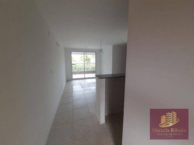 Apartamento à venda, 76 m² por R$ 439.000,00 - Porto das Dunas - Aquiraz/CE - Foto 7