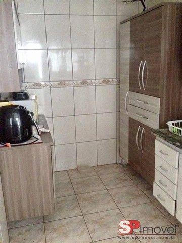 Excelente apartamento na Vila Tupi, perfeito estado de conservação. 01 dormitório, ar cond - Foto 2