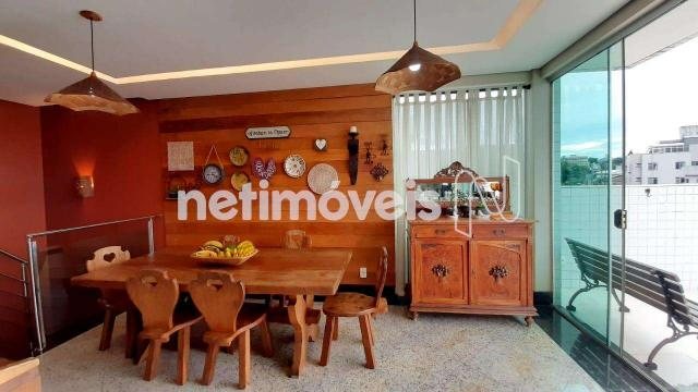 Apartamento à venda com 4 dormitórios em Santa rosa, Belo horizonte cod:147118 - Foto 14