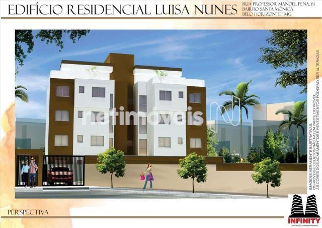 Apartamento à venda com 2 dormitórios em Santa mônica, Belo horizonte cod:798018 - Foto 16