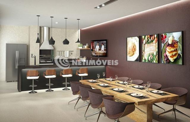 Apartamento à venda com 4 dormitórios em Ouro preto, Belo horizonte cod:641691 - Foto 5