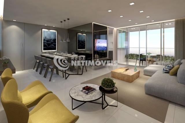 Apartamento à venda com 4 dormitórios em Ouro preto, Belo horizonte cod:641691
