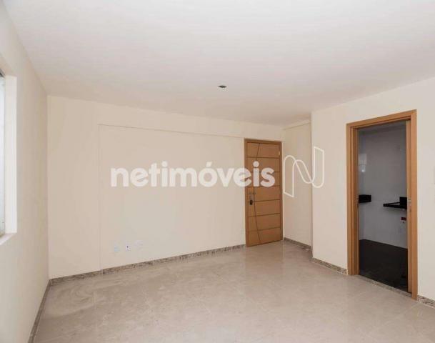 Apartamento à venda com 3 dormitórios em Dona clara, Belo horizonte cod:532632