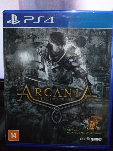 Arcania Complete Edition Ps4