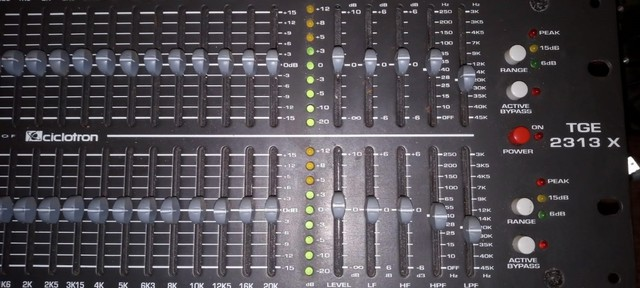 Equalizador Tecvox Tge 2313 X 31 Bandas - Foto 4