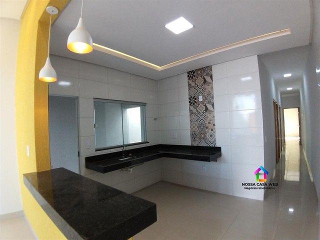 Vendo casa  98 M²com 3 quartos sendo 1 suite em Parque das Flores - Goiânia - GO - Foto 7