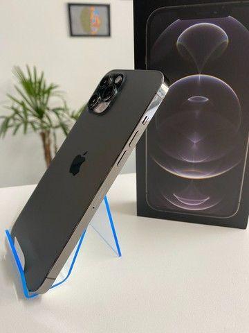Apple iPhone 12 Pro Max (128 Gb) - Grafite - Foto 6