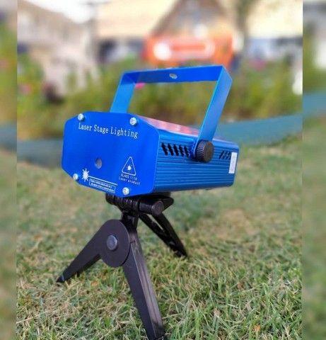 Mini laser para festas