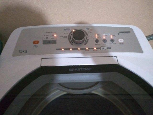 Vendo máquina de lavar roupa 15k impecável tudo ok não e de concerto !