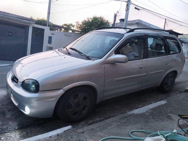 Corsa Wagon 2001 1.6 8v
