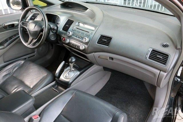 Honda Civic LXS 1.8 Automático Flex Financia Até 60X Com Apenas 5 Mil De Entrada - Foto 11