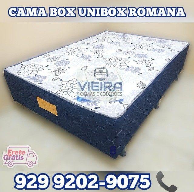 cama box casal espuma  entrega gratis ##@! - Foto 4