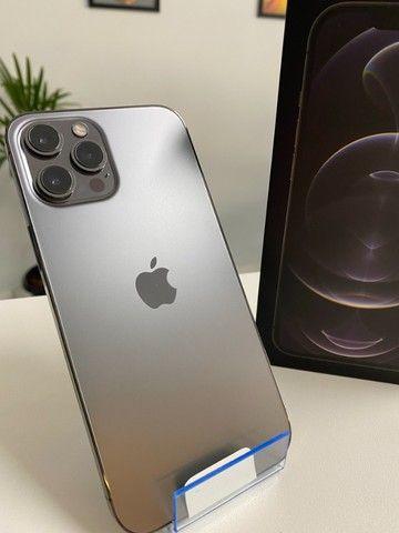 Apple iPhone 12 Pro Max (128 Gb) - Grafite - Foto 5