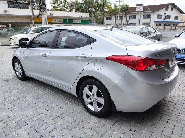 Hyundai Elantra 1.8 GLS 2013 Único Dono - Foto 5
