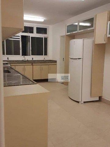 Apartamento com 4 dormitórios para alugar, 335 m² por R$ 14.000,00/mês - Chácara Flora - S - Foto 12