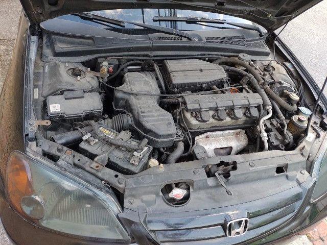 Vendo ou Troco Honda Civic 2004   - Foto 6